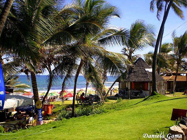 Playa Stella Maris - Salvador de Bahía