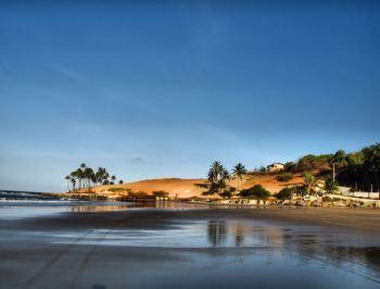playa de Lagoinha - 124 Km de Fortaleza