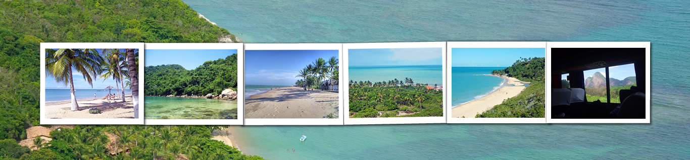 Header Brazil Beach Travel