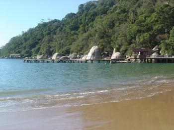 foto playa Laranjeiras - Camboriú