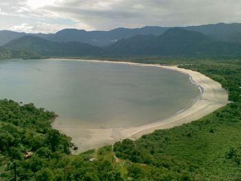 Playa de Ubatumirim - Ubatuba