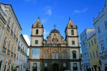 Iglesia de São Francisco en el Pelourinho