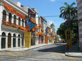 Antigo Bairro Recife