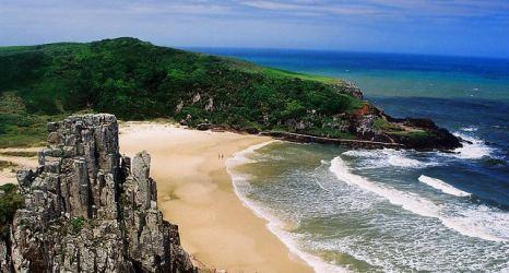 Playa da Guarita, Torres, RS