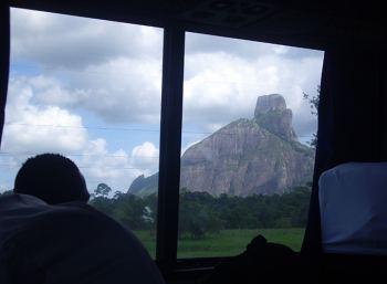 Bus entre Río de Janeiro y Bahía