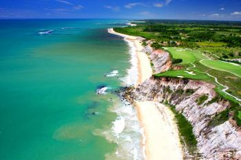 Terravista golf y playa de Río da Barra