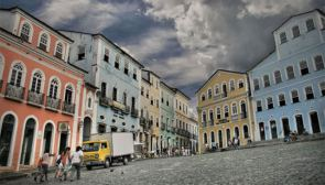 Largo do Pelourinho - Salvador de Bahía