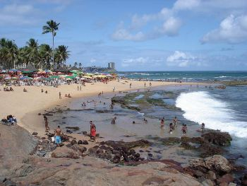 Playa de Ondina - Salvador de Bahía
