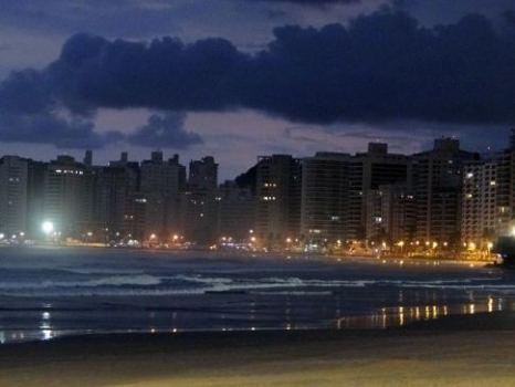 Guarujá de Noche