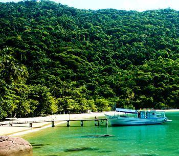 Praia de Pouso - Ilha Grande