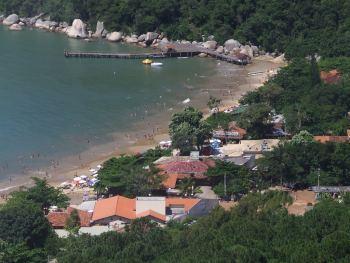 playa Laranjeiras - Camboriú