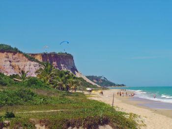 Playa Taípe - Arraial d'Ajuda