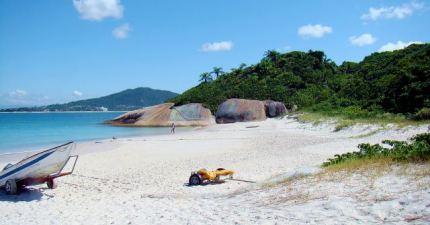 Campeche island - Florianópolis - Santa Catarina